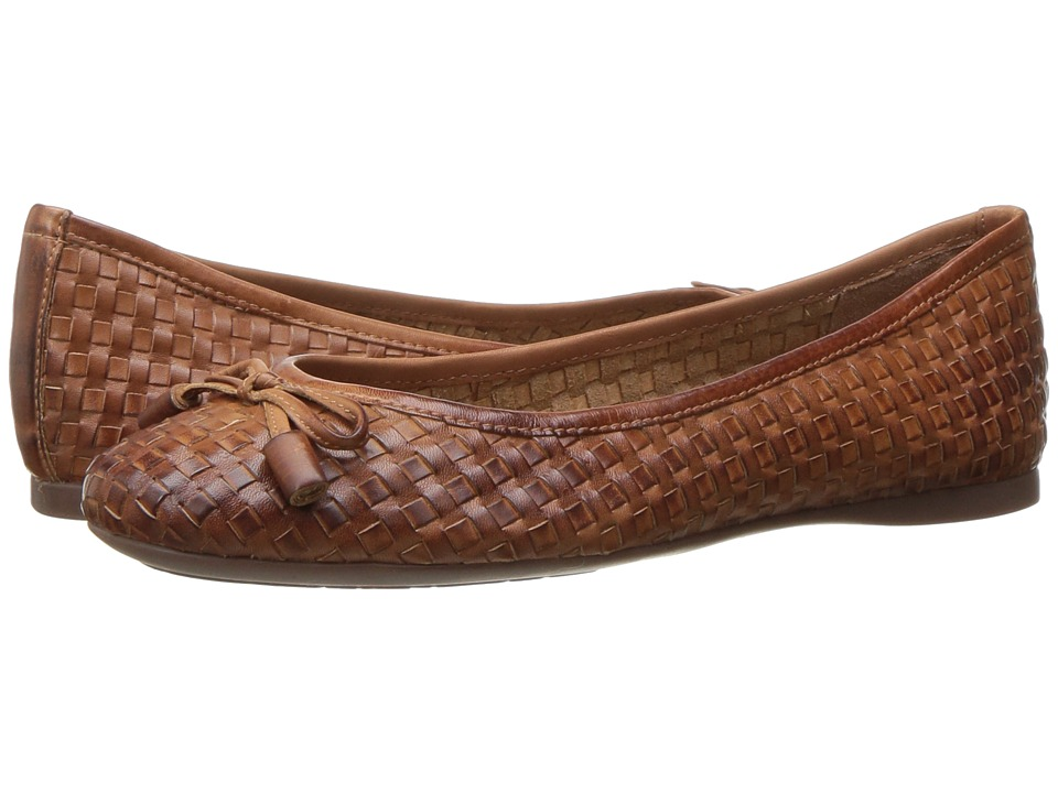 French Sole Vogue (Cognac Leather) Women