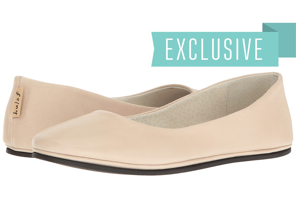 French Sole Sloop (Sand) Women's Flat Shoes
