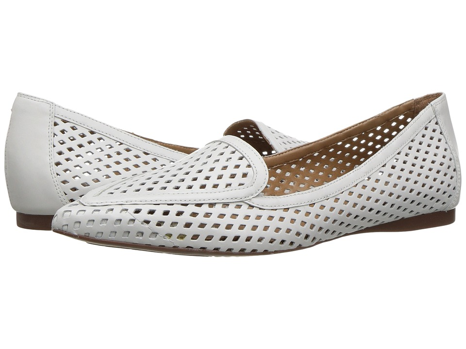 French Sole Vandalay (White Leather) Women