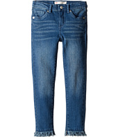 Levi's® Kids - Fringe Ankle Super Skinny Jeans (Little Kids)