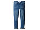 Levi's® Kids - Fringe Ankle Super Skinny Jeans (Little Kids)