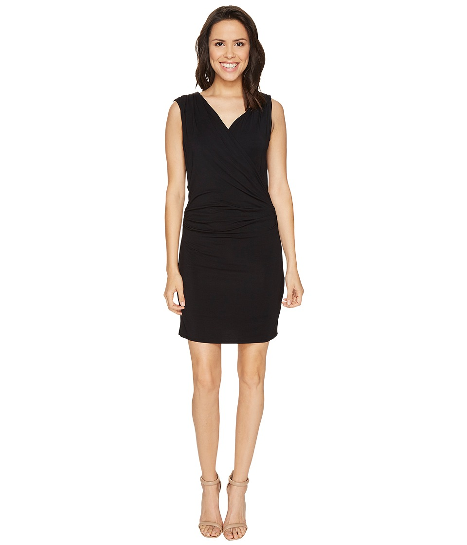 HEATHER - Wrap Front and Back Dress