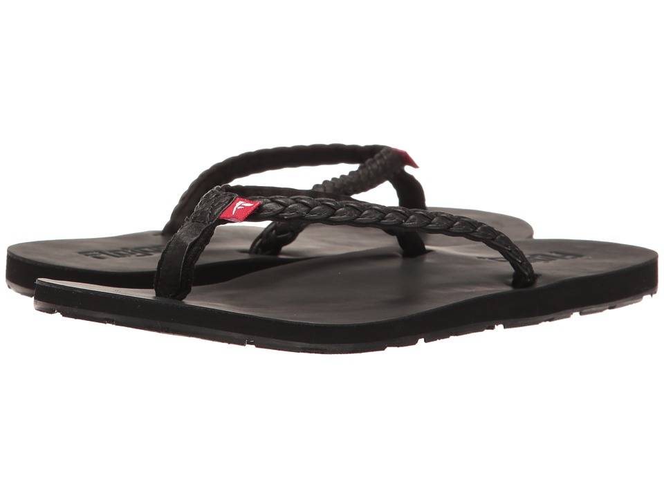 Flojos - Harper (Black) Women's Sandals