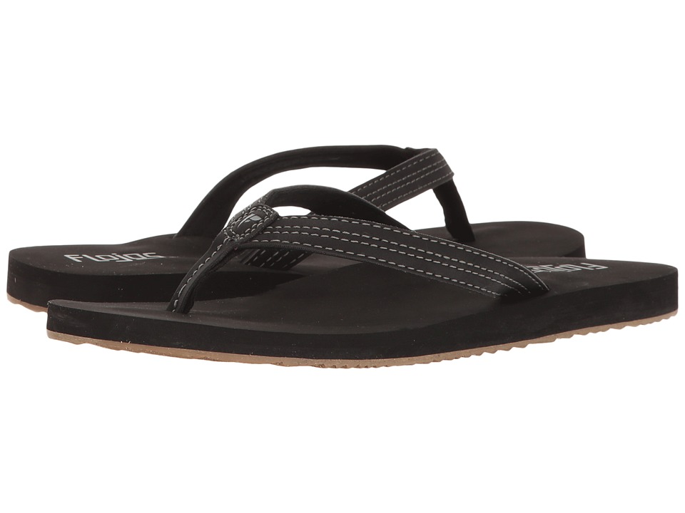 Flojos - Jeri (Black) Women's Sandals
