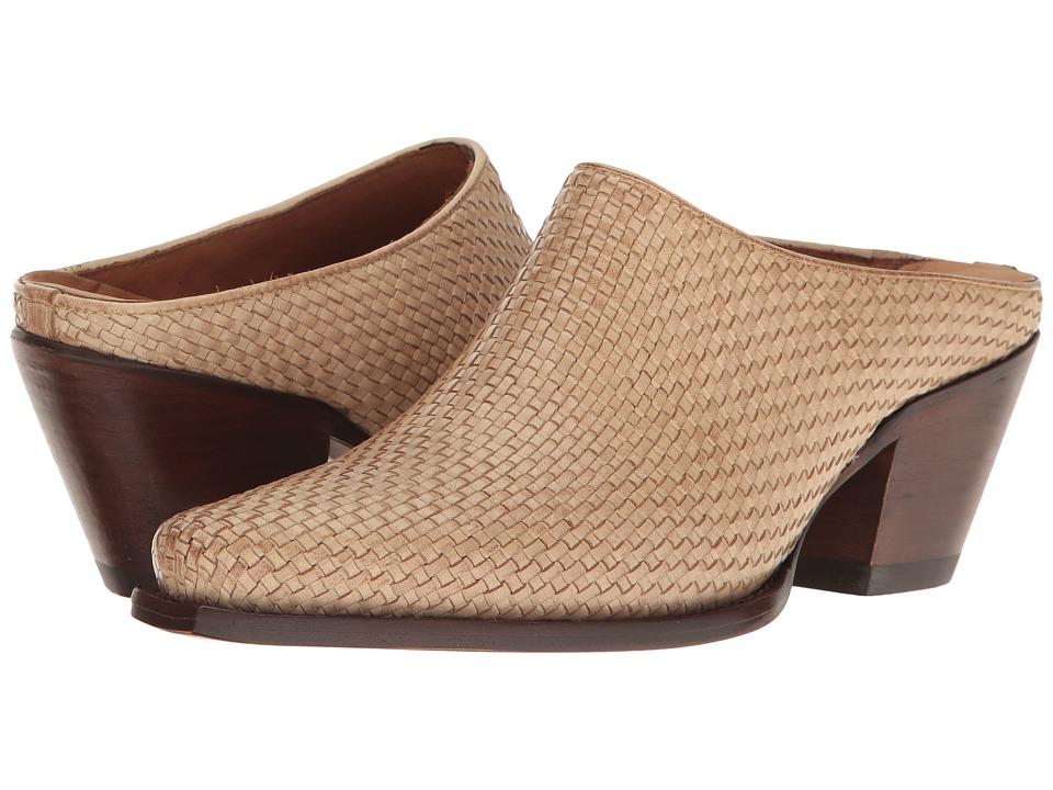 Lucchese Meg (Bone) Cowboy Boots