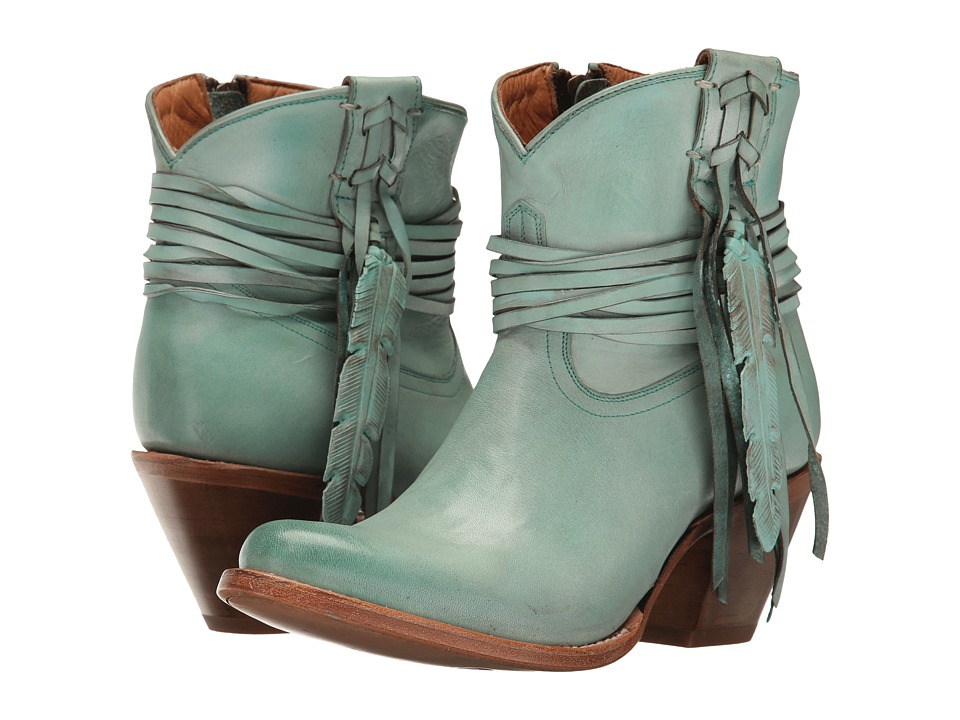 Lucchese Robyn (Turquoise) Cowboy Boots
