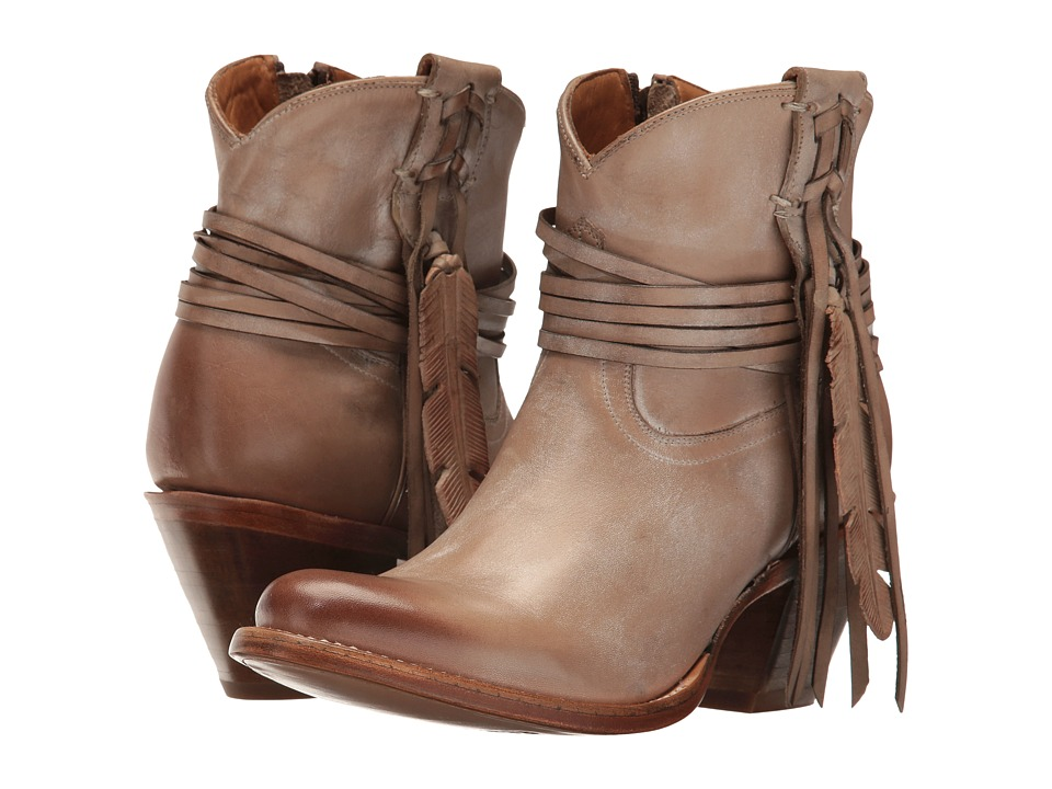 Lucchese Robyn (Beige) Cowboy Boots