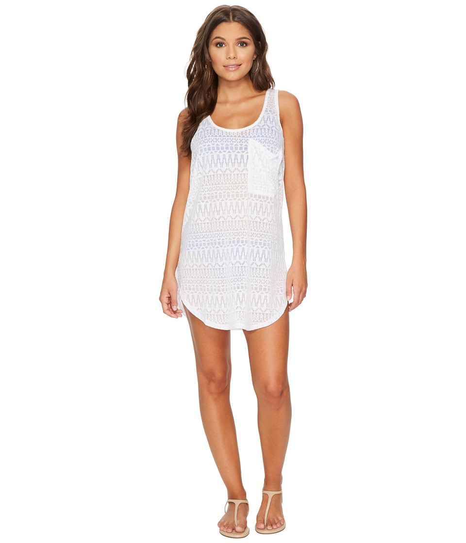 Body Glove Lexi Dress Cover-Up (White)