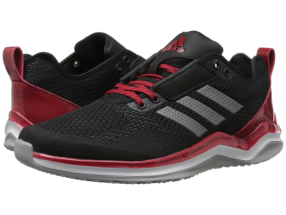 Adidas Speed Trainer 3.0 (Core Black/Iron Metallic/Power ...