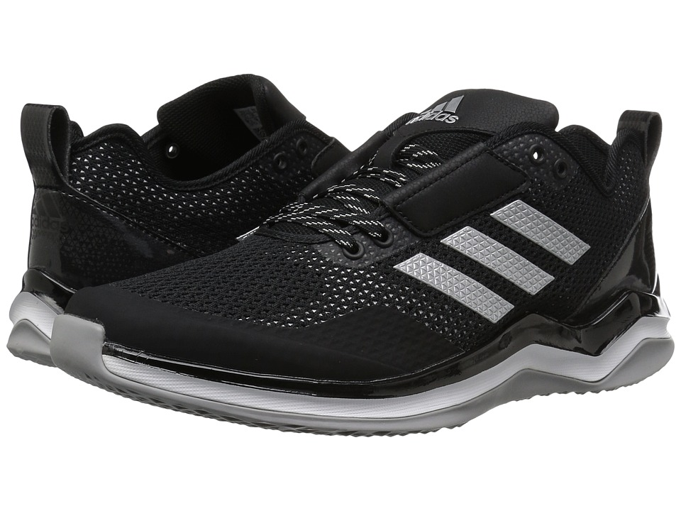 Adidas Speed Trainer 3.0 (Core Black/Silver Metallic/Foot...