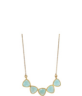 Dee Berkley - 5 Gemstone Necklace Amazonite
