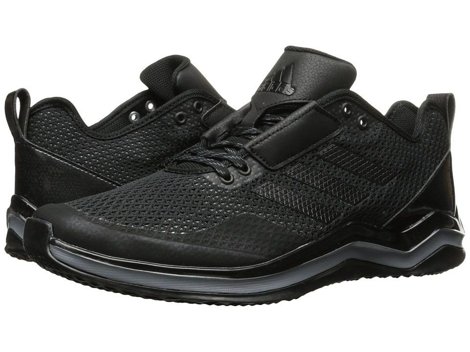 Adidas Speed Trainer 3.0 (Core Black/Iron Metallic) Men's...