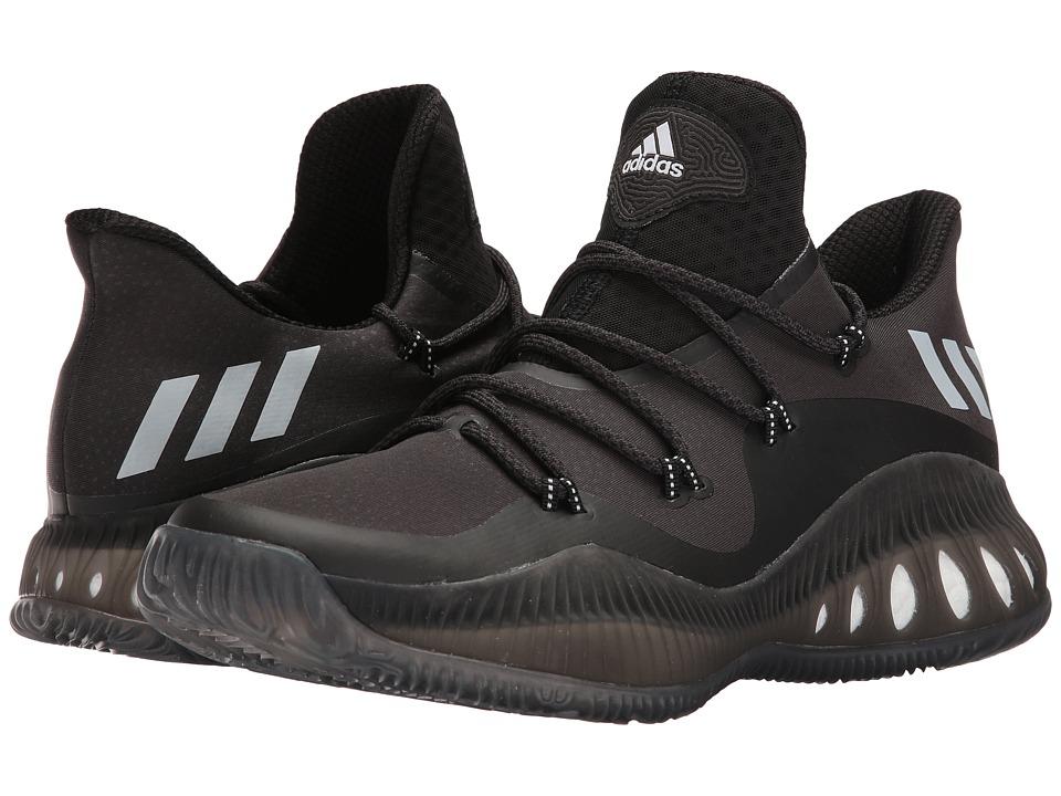 adidas Crazy Explosive Low (Black/White/Utility Black) Men