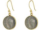 Dee Berkley Single Stone Earrings