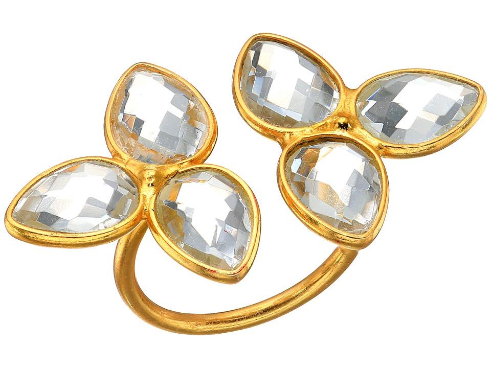 how to clean gemstone rings