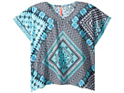 Seafolly Kids Aztec Tapestry Kaftan (Little Kids/Big Kids)