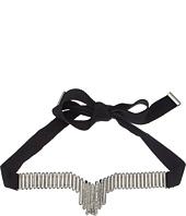Eddie Borgo - Twill Baguette Choker Necklace