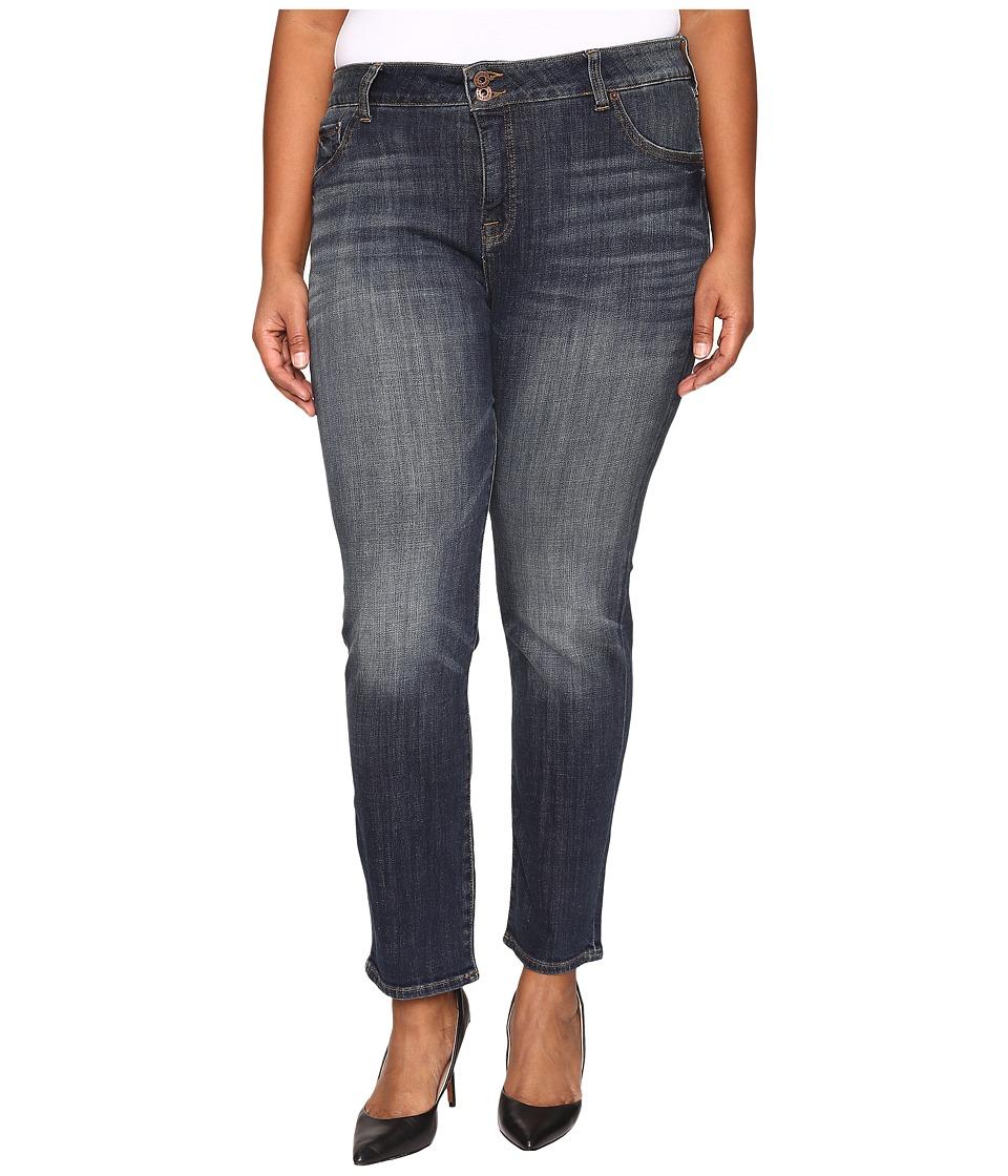 Lucky Brand Plus Size Emma Straight in Tiburon (Tiburon) Women