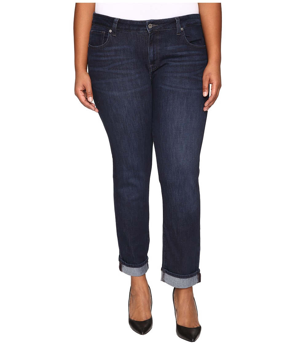 Lucky Brand Plus Size Ginger Straight in Serpantine (Serpantine) Women