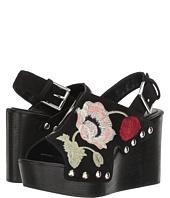 Alexander McQueen - Sandal Pelle S.Gomm
