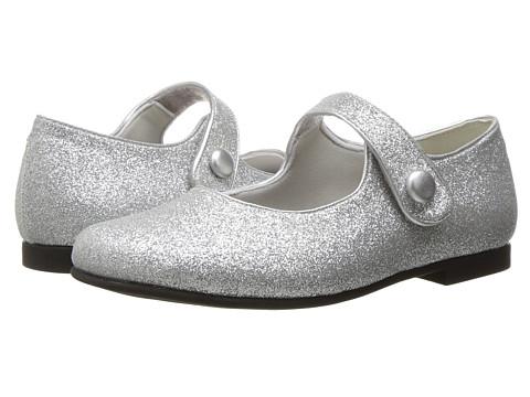 Rachel Kids Halle (Little Kid) - Silver Glitter