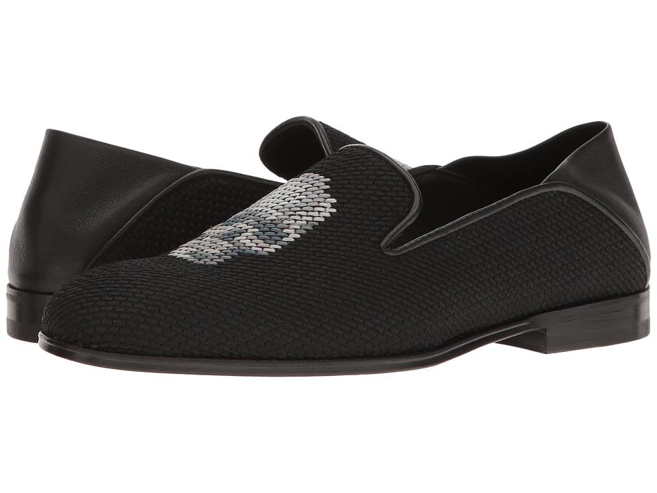 Alexander McQueen Scarpa Tessu S.Cuoio (Black/Multi Grey/Black/Black) Women