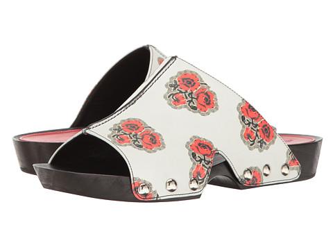 Alexander McQueen Sandal Pelle S.Gomm