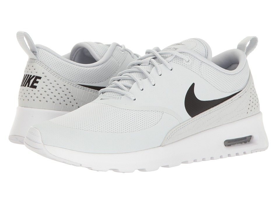 Nike Air Max Thea (Pure Platinum/Black/White) Women