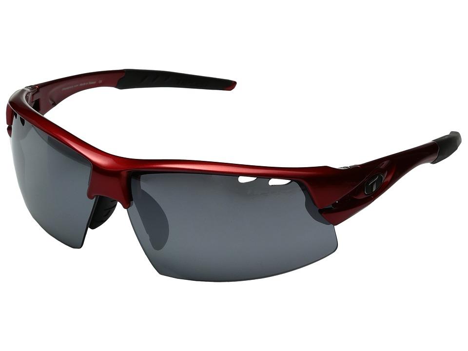 Tifosi Optics Crit (Metallic Red) Sport Sunglasses