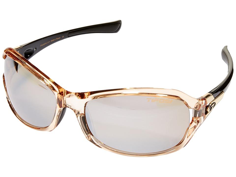 Tifosi Optics Dea SL (Crystal Brown/Black) Sport Sunglasses