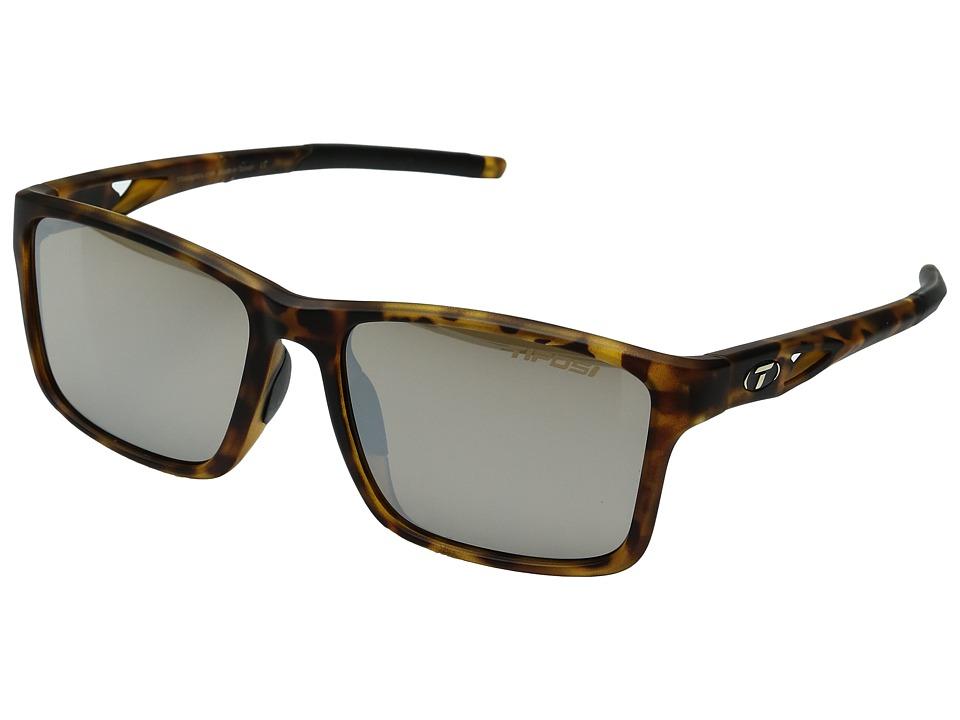 Tifosi Optics Marzen (Matte Tortoise) Sport Sunglasses