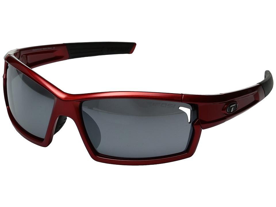 Tifosi Optics Cam Rock (Metallic Red 1) Sport Sunglasses
