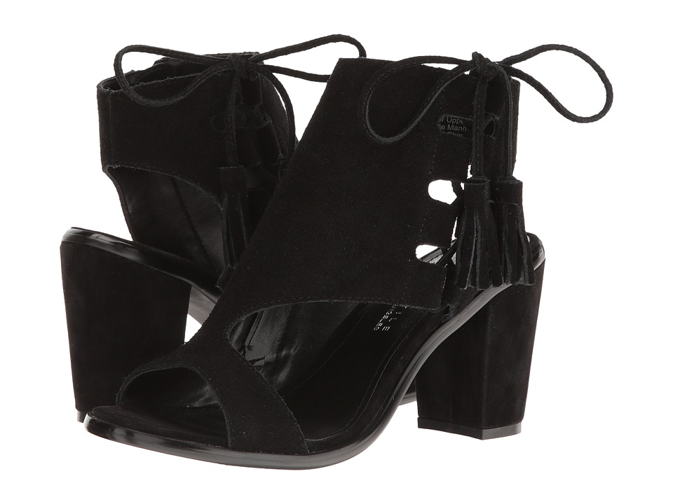 VOLATILE Fastlane (Black) High Heels