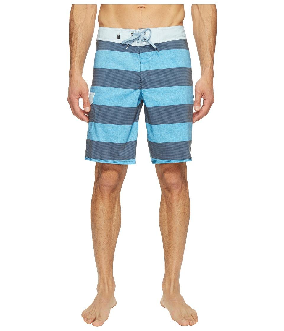 Quiksilver Everyday Brigg Vee 20 Boardshorts (Imperial Blue) Men