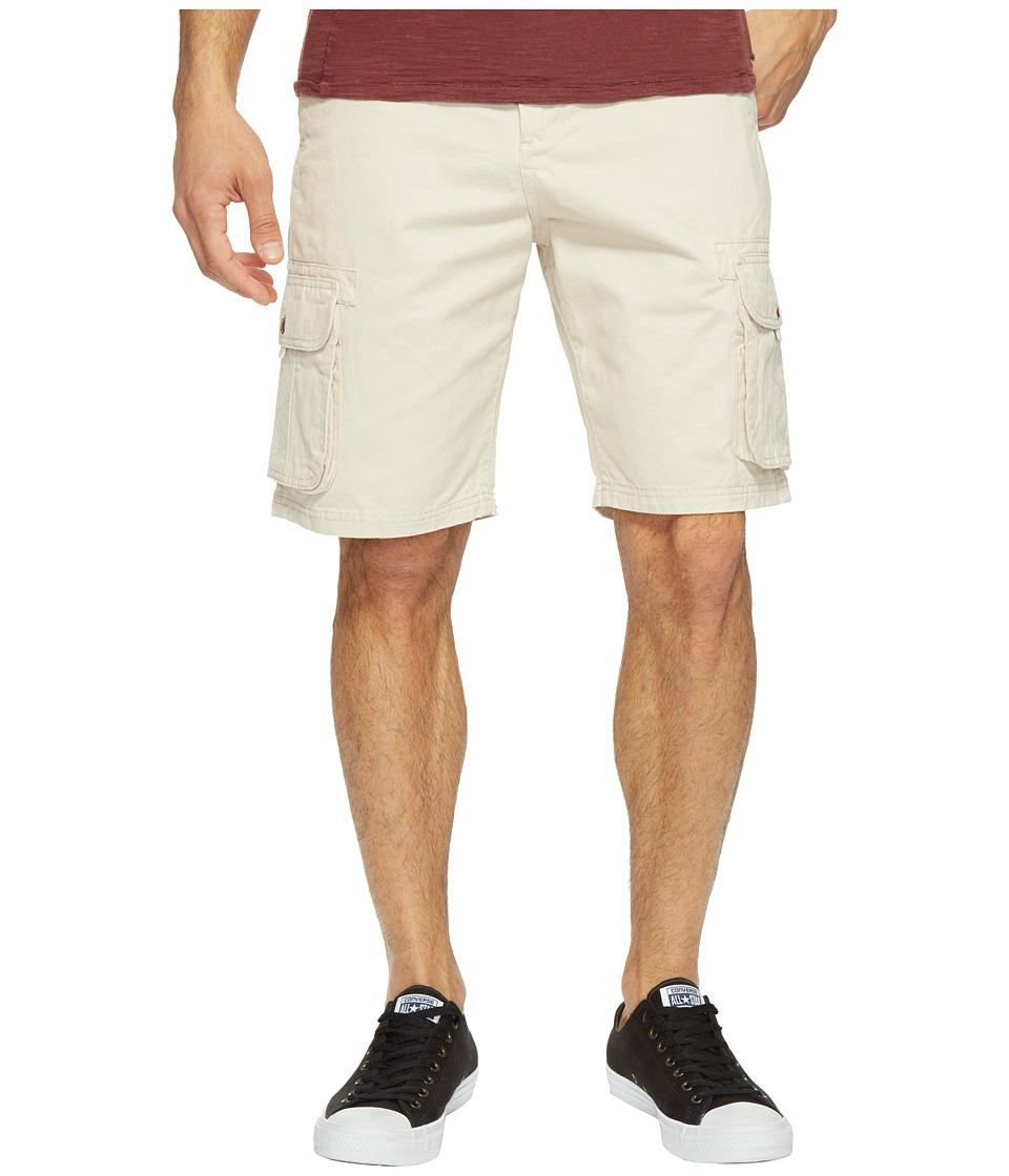 Quiksilver Everyday Deluxe Cargo Shorts (Rainy Day) Men