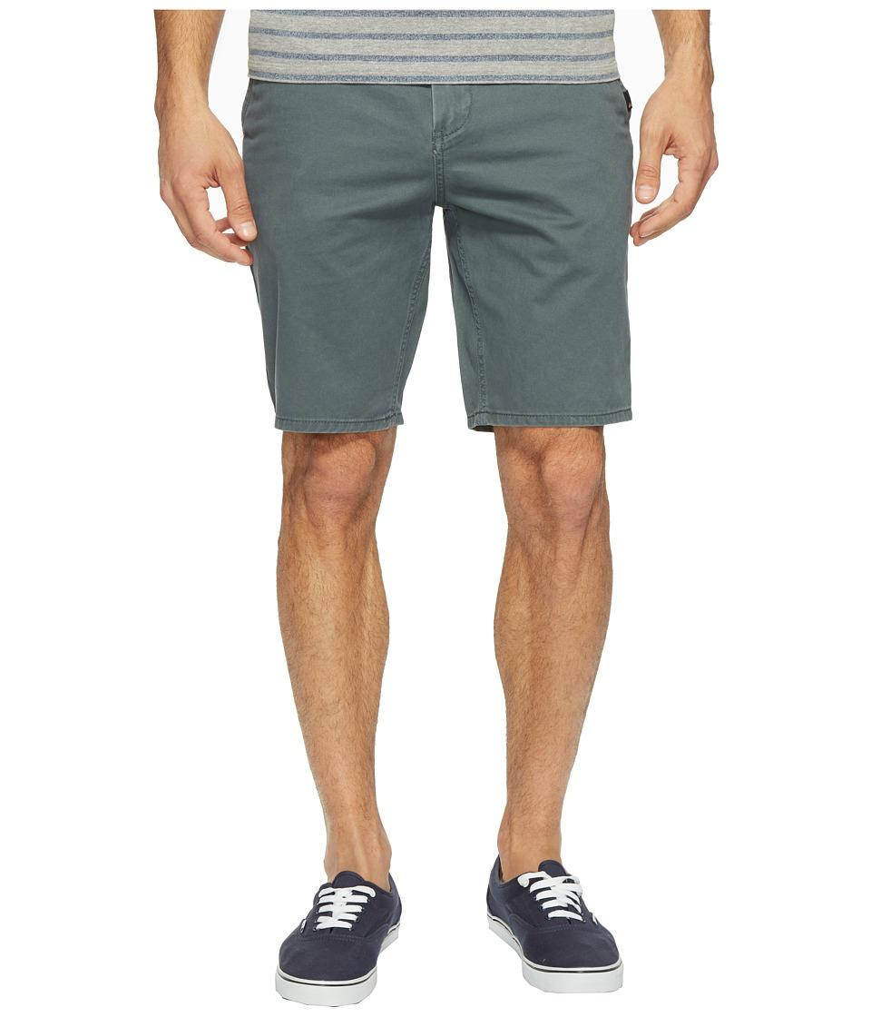 Quiksilver Everyday Chino Shorts (Urban Grey) Men