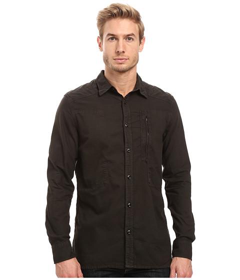 G-Star Powel Shirt Long Sleeve - Asfalt