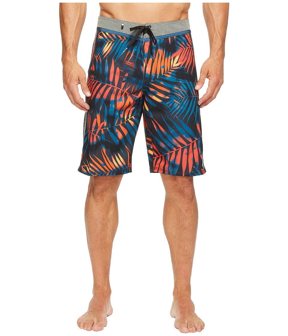 Quiksilver Palm Shade 21 Boardshorts (Tarmac) Men