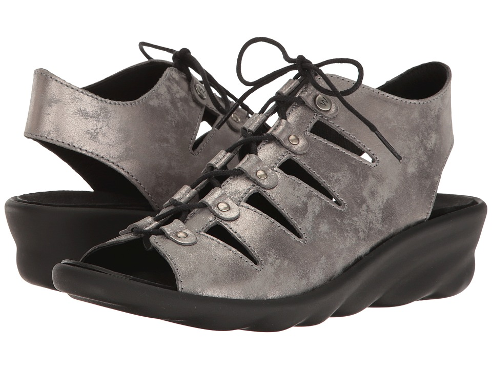 Wolky Arena (Light Gray) Women
