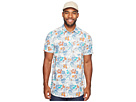 Quiksilver - Only Flowers Woven