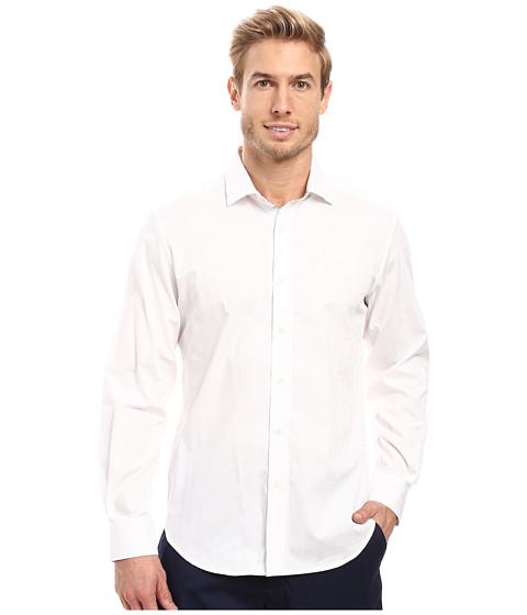 Robert Graham Deven Long Sleeve Sport Shirt - White