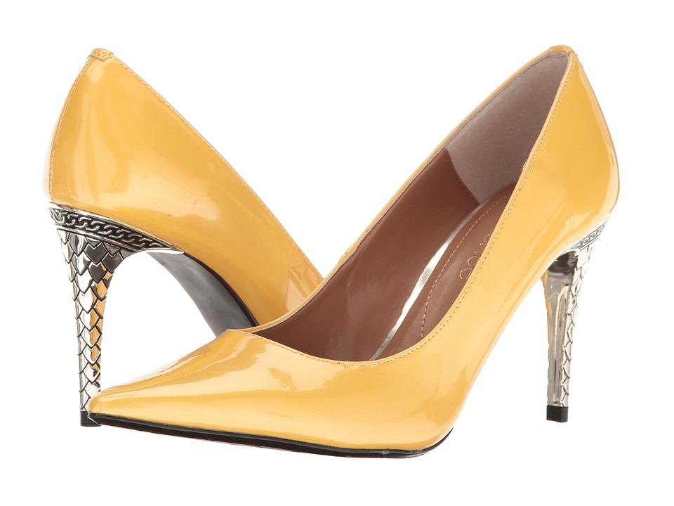 J. Renee - Maressa (Lemon) Women's Shoes -  adult