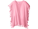 Seafolly Kids Summer Essentials Kaftan (Little Kids/Big Kids)