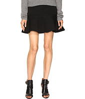 McQ - Peplum Mini Skirt