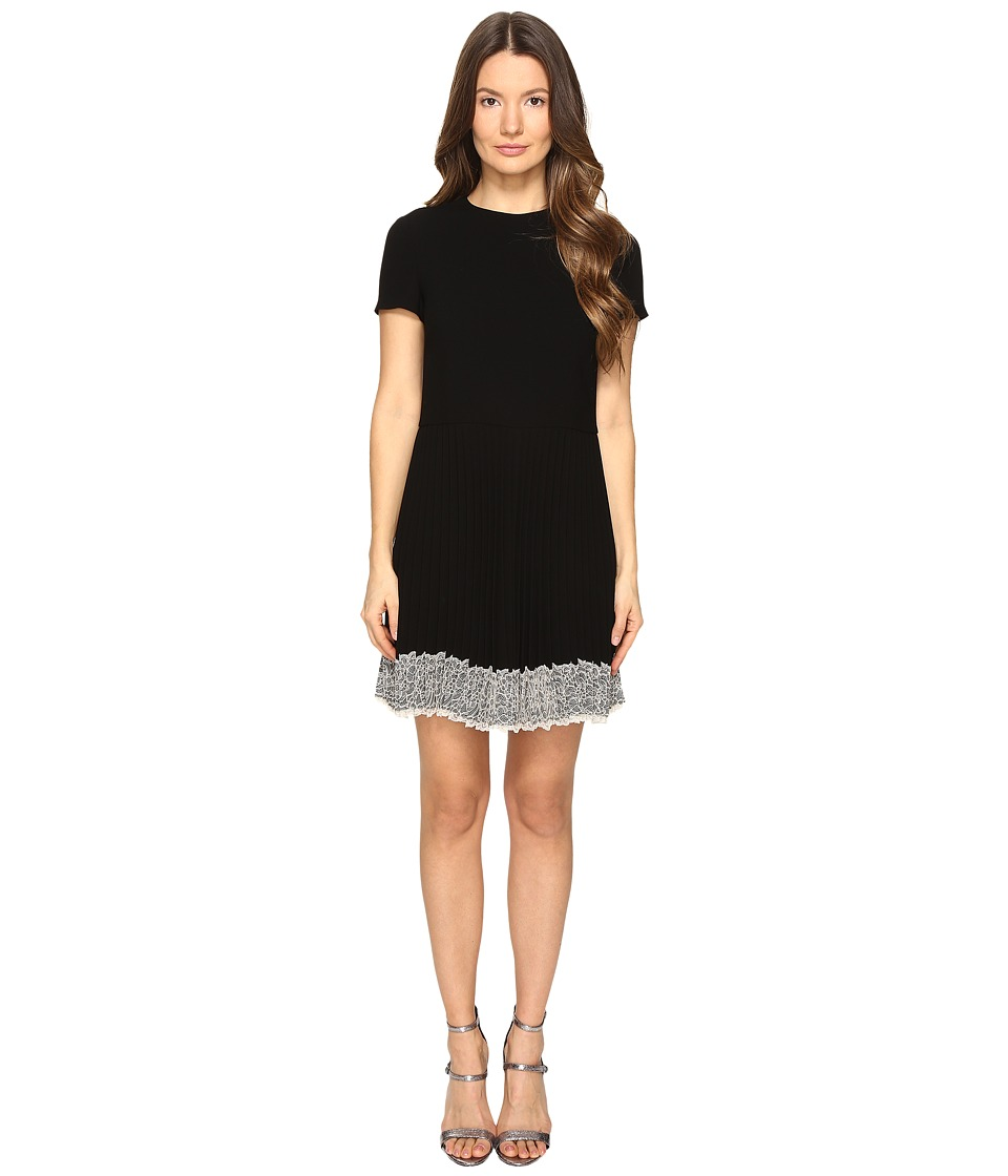 RED VALENTINO - Fluid Crepe Dress