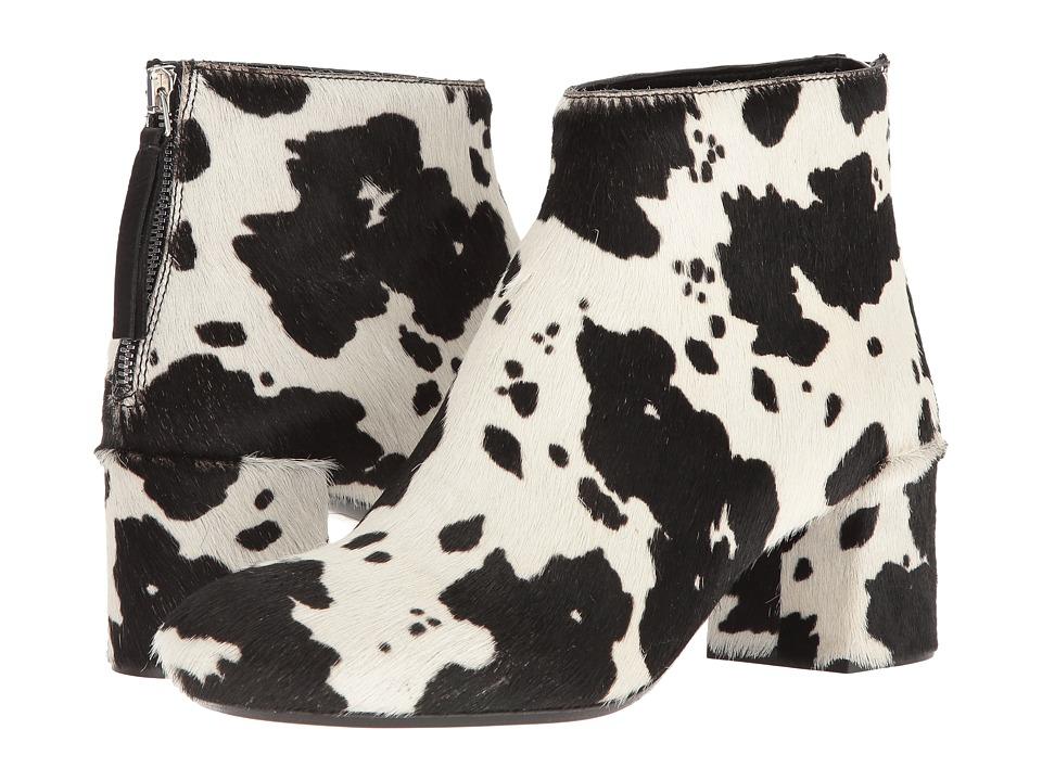 McQ Pembury Boot (Black/White) Women