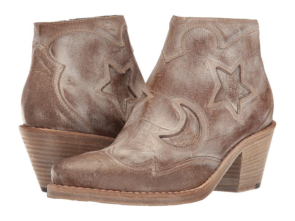 McQ Solstice Zip Boot (Taupe) Women