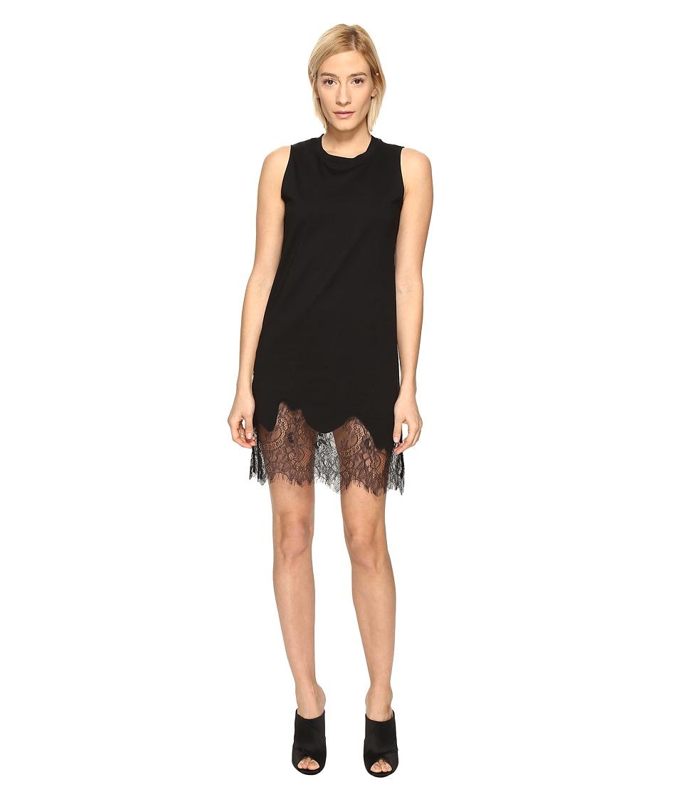 McQ Lace Trim Tank Dress (1000) Women