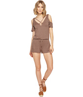 Project Social T - Bettie Romper