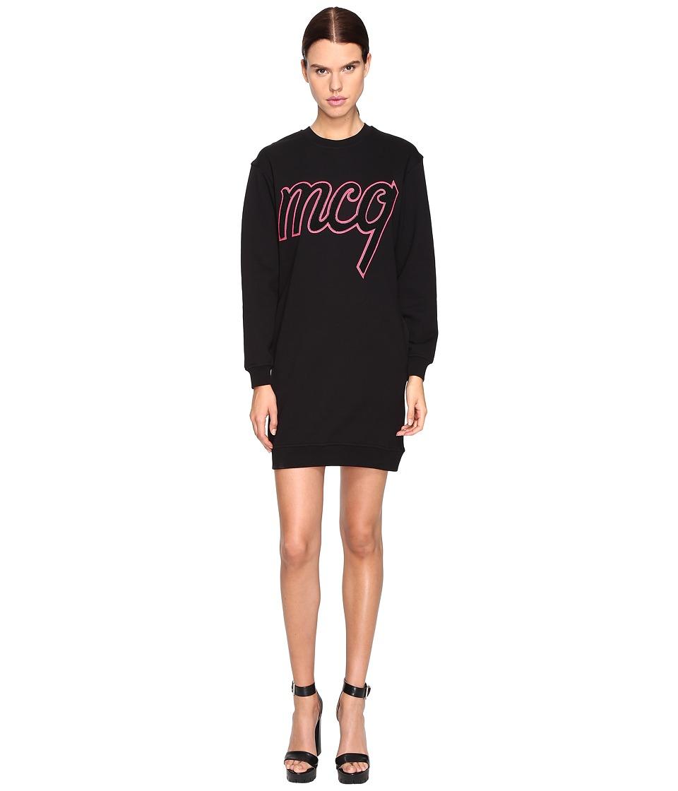 McQ Classic Sweater Varsity (Black) Women